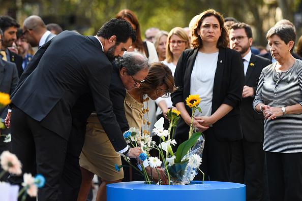 ヒューマンインタレスト「First Year Anniversary Of Barcelona Terror Attack In Las Ramblas Area」:写真・画像(0)[壁紙.com]
