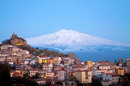 Sicily「Etna Volcano」:スマホ壁紙(4)