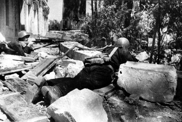 Victor Temin「Stalingrad Defence」:写真・画像(11)[壁紙.com]