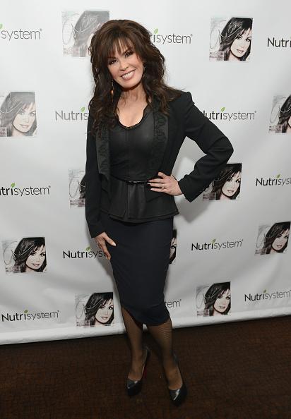 出席する「Nutrisystem Presents Marie Osmond's Album Launch Party」:写真・画像(3)[壁紙.com]