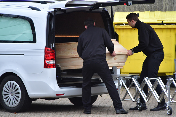 Coffin「12 Dead At Wolfsburg Senior Care Home Hit By Covid-19 Infections」:写真・画像(14)[壁紙.com]
