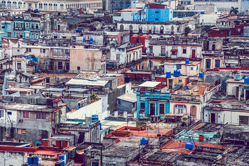 Boulevard「Poor Neighborhood In Havana, Cuba」:スマホ壁紙(13)