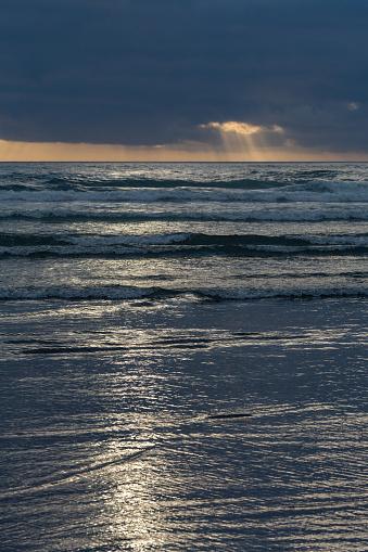 Cannon Beach「The ocean from Cannon Beach」:スマホ壁紙(3)