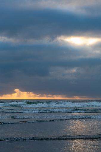 Cannon Beach「The ocean from Cannon Beach」:スマホ壁紙(8)