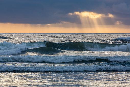 Cannon Beach「The ocean from Cannon Beach」:スマホ壁紙(6)