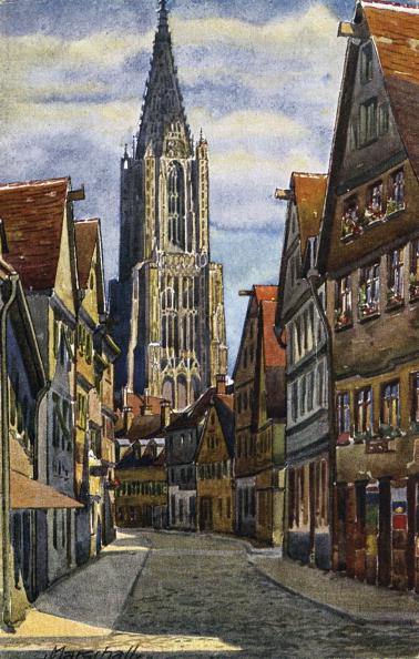 1900「Ulm, Baden-Württemberg, Germany」:写真・画像(13)[壁紙.com]