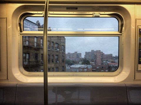 Train Interior「Subway car.」:スマホ壁紙(16)