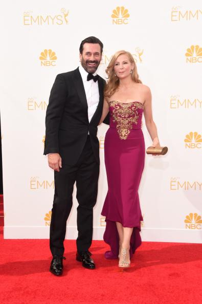 Gold Purse「66th Annual Primetime Emmy Awards - Arrivals」:写真・画像(15)[壁紙.com]