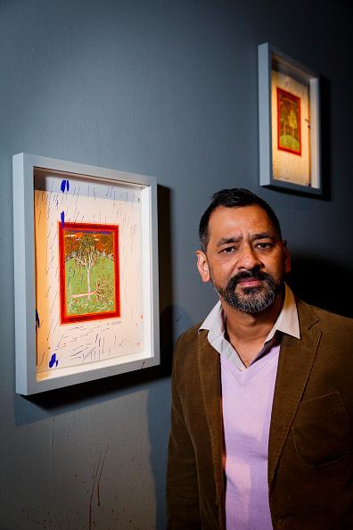 Tristan Fewings「Imran Qureshi Installation Images」:写真・画像(15)[壁紙.com]