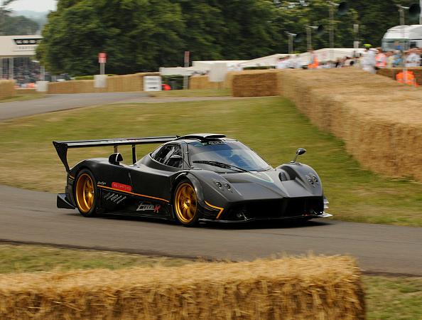 Motorsport「2009 Pagani Zonda R, Goodwood Festival of Speed」:写真・画像(6)[壁紙.com]