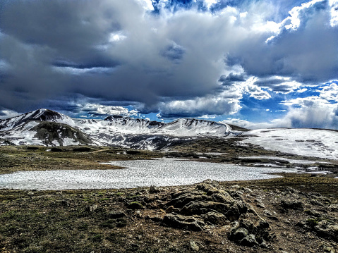 The Nature Conservancy「Independence Pass, Colorado, USA」:スマホ壁紙(1)