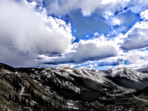 The Nature Conservancy「Independence Pass, Colorado, USA」:スマホ壁紙(0)