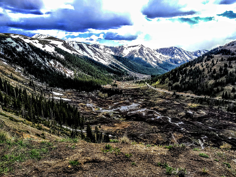 The Nature Conservancy「Independence Pass, Colorado, USA」:スマホ壁紙(2)