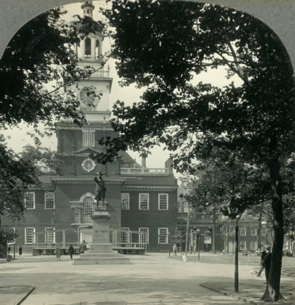 Independence Hall:ニュース(壁紙.com)