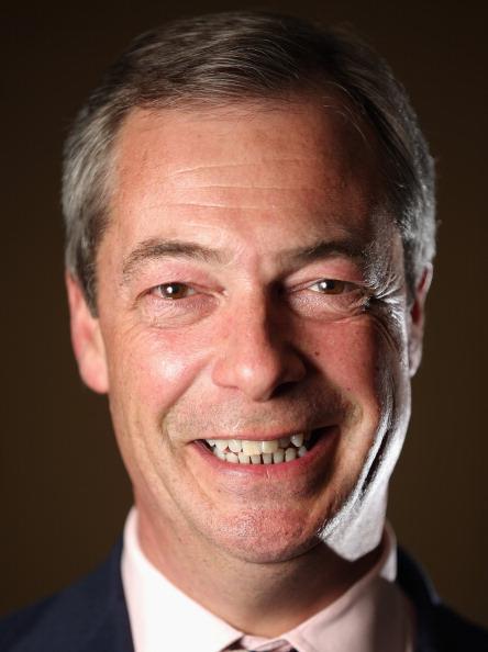 Headshot「UKIP Leader Nigel Farage Campaigning In South Shields」:写真・画像(16)[壁紙.com]