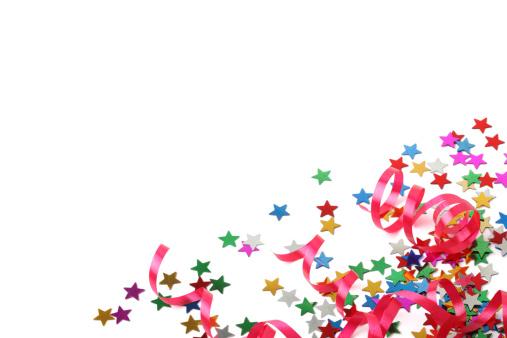 星型「装飾の XXXL パーティ」:スマホ壁紙(5)