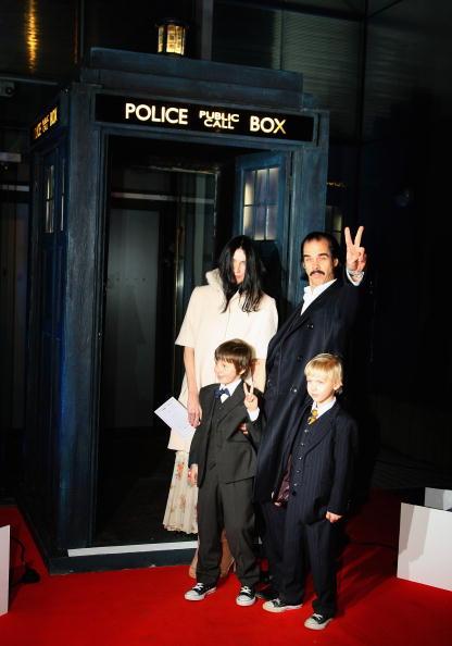 ニック・ケイヴ「Gala Screening Of The Doctor Who Christmas Episode」:写真・画像(17)[壁紙.com]