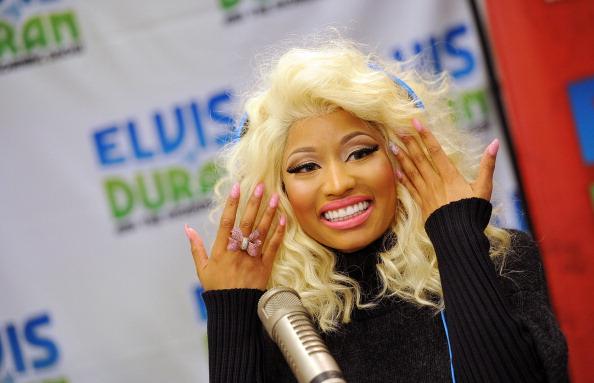 Mike Coppola「Nicki Minaj Visits Elvis Duran Z100 Morning Show」:写真・画像(3)[壁紙.com]