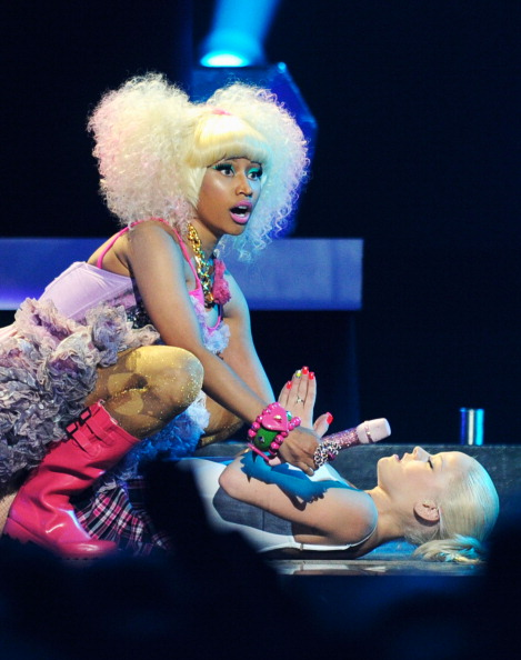 Pink Shoe「iHeartRadio Music Festival - Day 2 - Show」:写真・画像(17)[壁紙.com]
