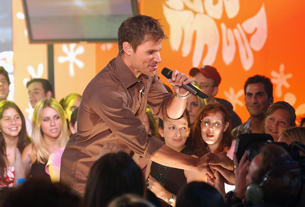 Cable Television「Nick Lachey」:写真・画像(5)[壁紙.com]