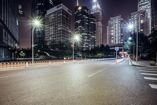 Street「City night」:スマホ壁紙(7)