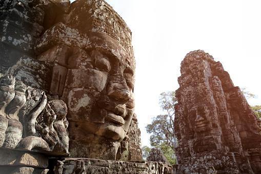 Cambodian Culture「Cambodia, Angkor Wat, Angkor Thom, Bayon temple」:スマホ壁紙(13)