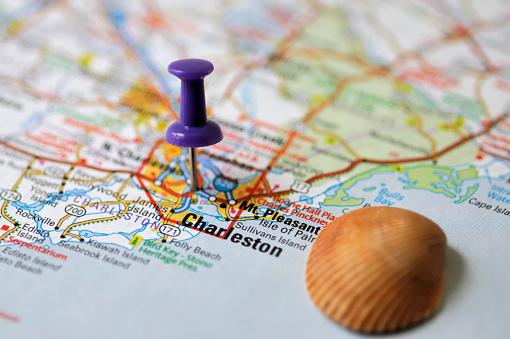 Charleston - South Carolina「Destination Charleston」:スマホ壁紙(3)