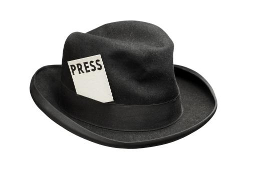 Fedora「Meet the press」:スマホ壁紙(10)