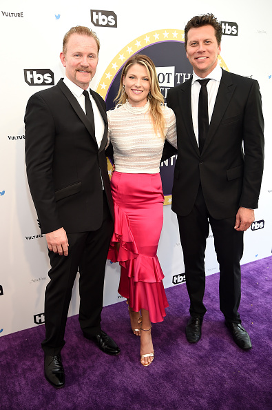 Front View「Full Frontal With Samantha Bee's Not The White House Correspondents' Dinner - Red Carpet」:写真・画像(9)[壁紙.com]