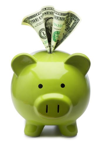 Currency「Dollar in a Piggy Bank」:スマホ壁紙(11)