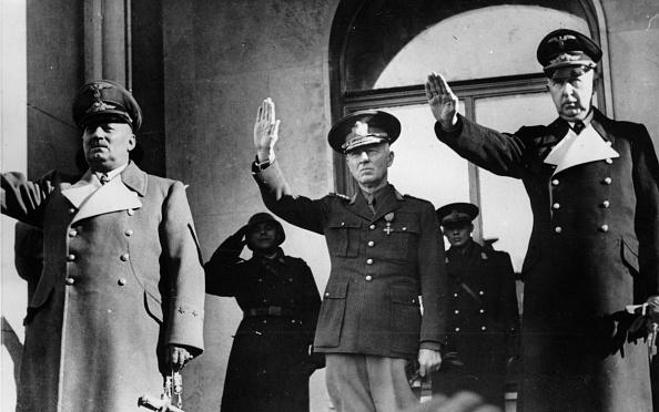 Politics and Government「Der deutsche Gesandte in Bukarest Manfred von Killinger」:写真・画像(19)[壁紙.com]