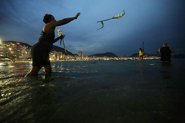 Rio De Janeiro Celebrates The New Year:ニュース(壁紙.com)