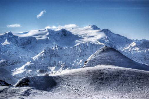 Snowdrift「High Alpine Scenic」:スマホ壁紙(9)