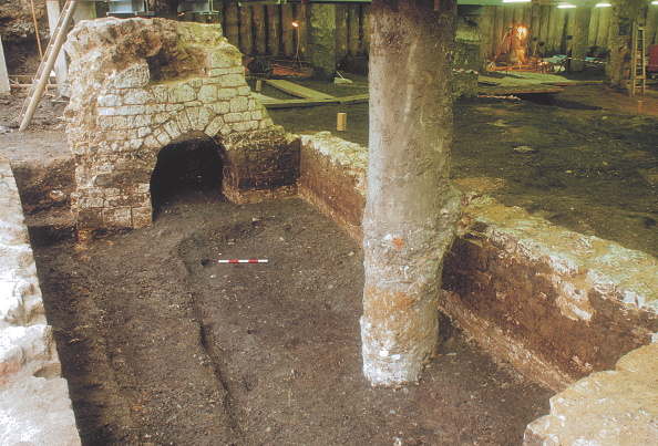 Rectangle「London Guildhall Excavations」:写真・画像(11)[壁紙.com]