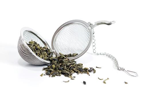 Dried Tea Leaves「Tea Ball」:スマホ壁紙(14)