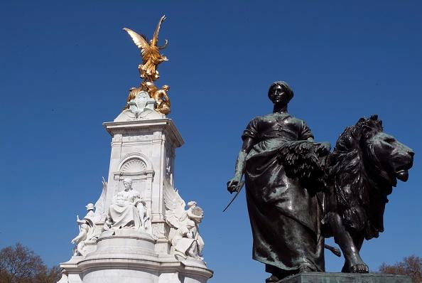 Victoria Memorial - London「Victoria Memorial」:写真・画像(7)[壁紙.com]