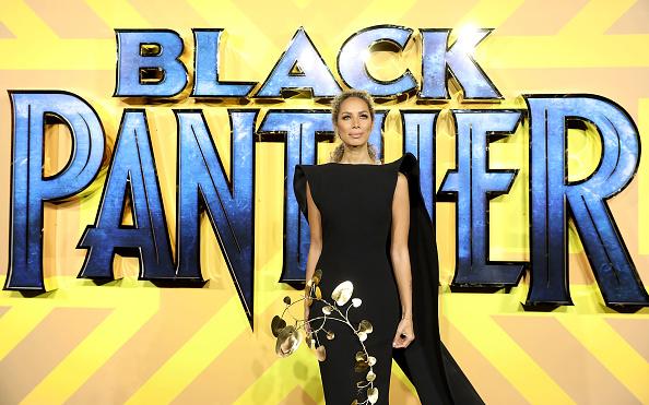Hammersmith Apollo「'Black Panther' European Premiere - Red Carpet Arrivals」:写真・画像(16)[壁紙.com]