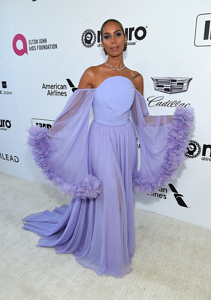 Purple「27th Annual Elton John AIDS Foundation Academy Awards Viewing Party Sponsored By IMDb And Neuro Drinks Celebrating EJAF And The 91st Academy Awards - Red Carpet」:写真・画像(8)[壁紙.com]