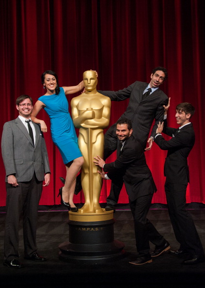 Medium Group Of People「The Academy Of Motion Picture Arts And Sciences' 40th Annual Student Academy Awards Ceremony」:写真・画像(19)[壁紙.com]