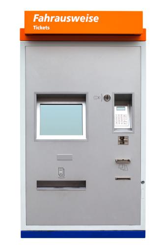 Touch Screen「German Ticket machine」:スマホ壁紙(10)