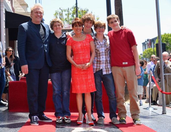 俳優「Patricia Heaton Honored On The Hollywood Walk Of Fame」:写真・画像(10)[壁紙.com]