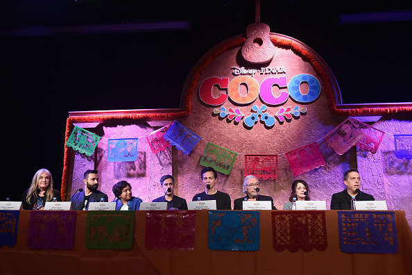 "Pixar「""COCO"" Global Press Conference」:写真・画像(3)[壁紙.com]"
