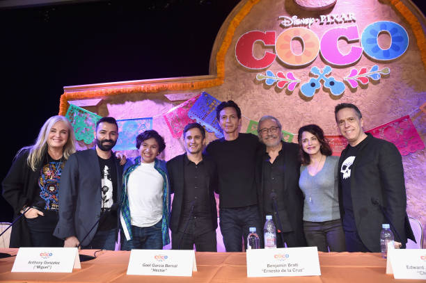 "Pixar「""COCO"" Global Press Conference」:写真・画像(6)[壁紙.com]"