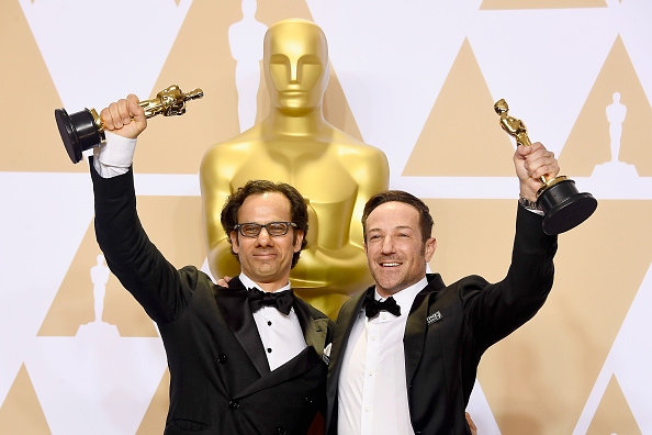 Producer「90th Annual Academy Awards - Press Room」:写真・画像(9)[壁紙.com]