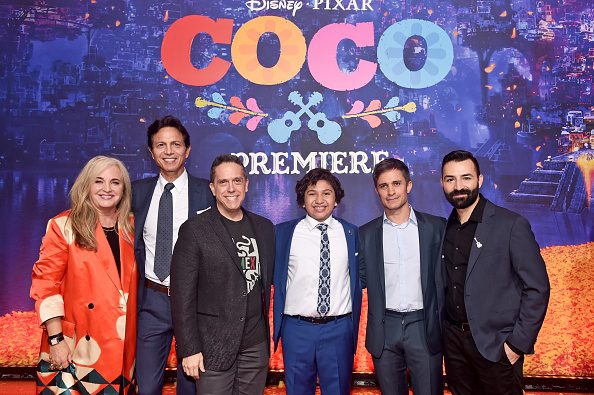 "Pixar「The U.S. Premiere of Disney-Pixar's ""Coco""」:写真・画像(5)[壁紙.com]"