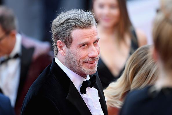 "John Travolta「""Solo: A Star Wars Story"" Red Carpet Arrivals - The 71st Annual Cannes Film Festival」:写真・画像(7)[壁紙.com]"