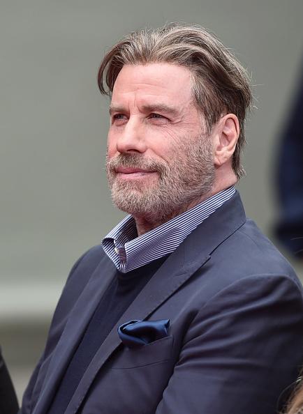 John Travolta「Pitbull Hand And Footprint Ceremony」:写真・画像(11)[壁紙.com]