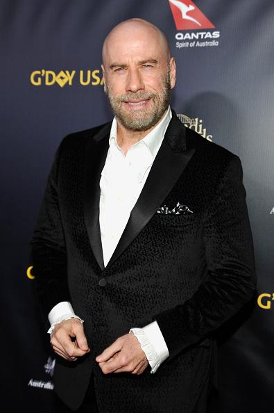 John Travolta「2019 G'Day USA Gala」:写真・画像(4)[壁紙.com]