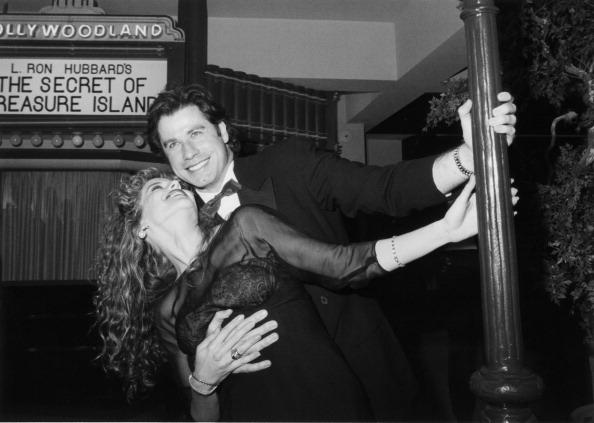 John Travolta「John Travolta And Kelly Preston」:写真・画像(16)[壁紙.com]