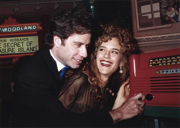 John Travolta「John Travolta And Kelly Preston」:写真・画像(5)[壁紙.com]